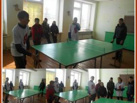 В с. Алексеевка состоялся турнир по теннису.